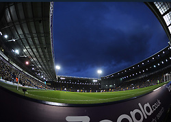 the clouds hang over the Hawthorns - - Photo mandatory by-line: Alex James/JMP - Tel: Mobile: 07966 386802 21/12/2013 - SPORT - FOOTBALL - The Hawthorns - West Bromwich - West Brom v Hull City - Barclays Premier League