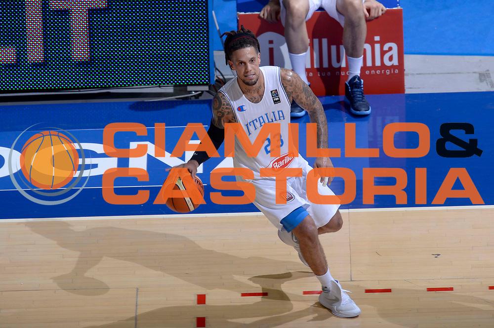 DESCRIZIONE: Bologna Basketball City Tournament - Italia Filippine<br /> GIOCATORE: Daniel Hackett<br /> CATEGORIA: Nazionale Maschile Senior<br /> GARA: Bologna Basketball City Tournament - Italia Filippine<br /> DATA: 25/06/2016<br /> AUTORE: Agenzia Ciamillo-Castoria