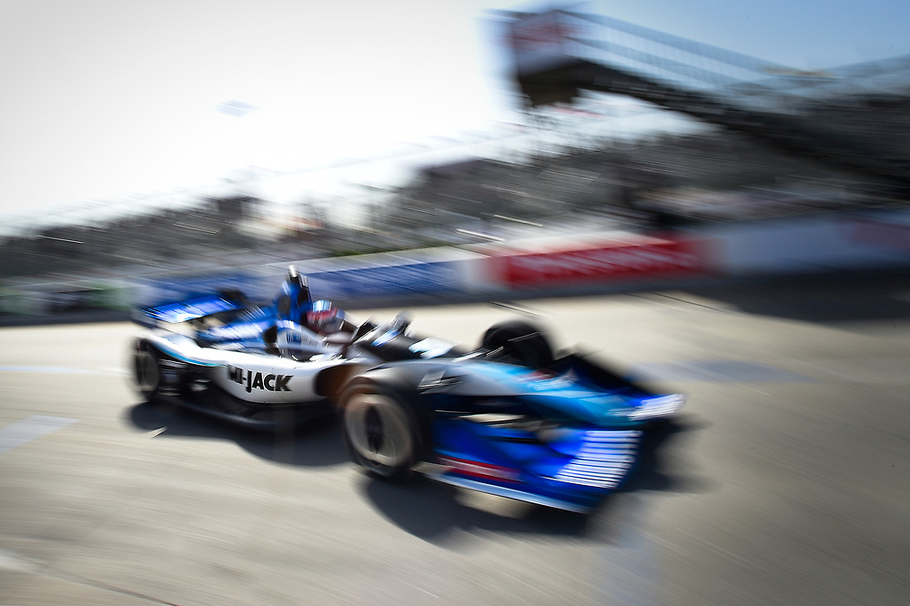 Takuma Sato, Rahal Letterman Lanigan Racing Honda<br /> Friday 13 April 2018<br /> Toyota Grand Prix of Long Beach<br /> Verizon IndyCar Series<br /> Streets of Long Beach, California USA<br /> World Copyright: Scott R LePage<br /> LAT Images