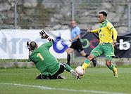 SC Vallee D'Aoste v Norwich City 200714