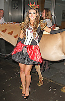 Luisa Zissman, Luisa Zissman's Mad Hatter's Tea Party, Retro Feasts, London UK, 06 November 2013, Photo by Brett Cove