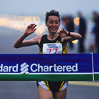 Women's Winner Standard Chartered Marathon 1998, Hong Kong