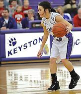Elyria vs Keystone in high school girls basketball action on November 26, 2010. © David Richard