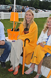 JODIE KIDD at the 2012 Veuve Clicquot Gold Cup Final at Cowdray Park, Midhurst, West Sussex on 15th July 2012.