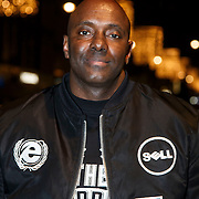 NLD/Amsterdam/20141030 - Opening popup store Balr, Carlos Lens