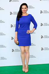 Novak Djokovic Foundation - London Gala Dinner<br /> Hayley Atwell attends the inaugural London fundraiser in aid of tennis champion's foundation raising funds for vulnerable and disadvantaged children, especially in his native Serbia. Takes place day after men's Wimbledon final. Roundhouse, Chalk Farm Road, London, United Kingdom<br /> Monday, 8th July 2013<br /> Picture by Chris Joseph / i-Images