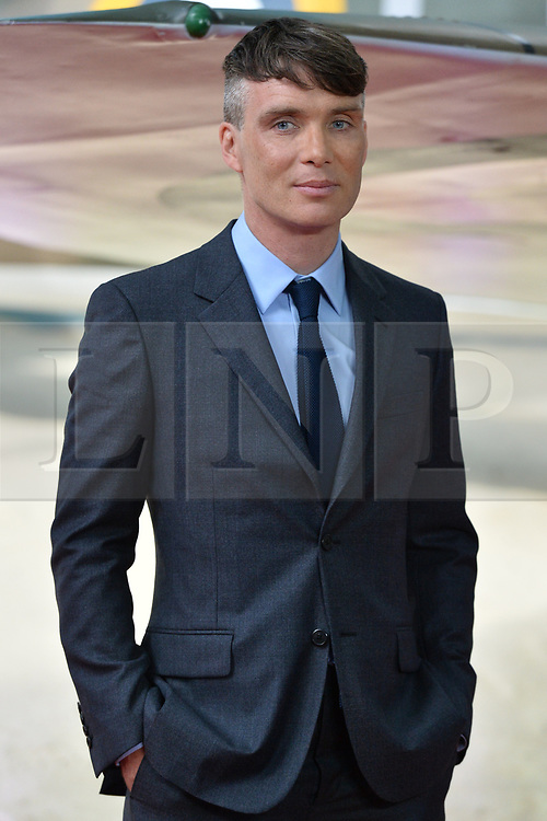 © Licensed to London News Pictures. 13/07/2017. London, UK. CILLIAN MURPHY attends the Dunkirk World Film Premiere. Photo credit: Ray Tang/LNP