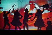 Publicity for Childsplay production of Wonderland
