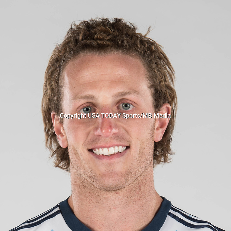 Feb 25, 2017; USA; Vancouver Whitecaps FC player Cole Seiler poses for a photo. Mandatory Credit: USA TODAY Sports
