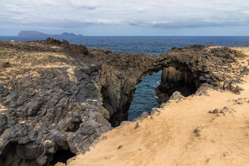 La Graciosa Isle
