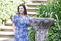 April 27, 2018 - Rome, Italy - British director Lynne Ramsay..Photocall in Rome to present the film ''A Beautiful Day' (Credit Image: © Matteo Nardone/Pacific Press via ZUMA Wire)