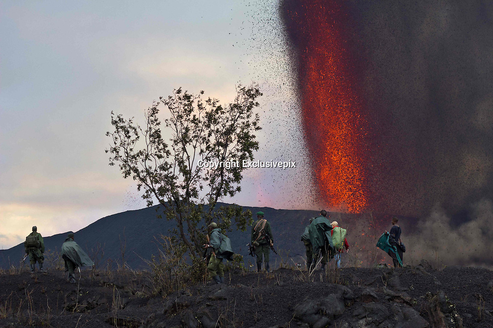 Tourist trip from hell: Witness lava fountains up close with an overnight trek to an erupting volcano<br /> <br /> Guidebooks often boast of explosive scenery which will blow your mind.<br /> But for one group of trekkers their trip certainly lived up to its promise, as they got up close to an erupting volcano.<br /> Staff at Virunga National Park carried out a new overnight trek to the site of the Nyamulagira volcano eruption in eastern Democratic Republic of Congo and hikers even got to set up camp to watch the fiery scene.<br /> The new tented camp for visitors is located just south of the erupting volcano in a close but in a safe area, selected by volcanologist Dario Tedesco with the Goma Volcanological Observatory.<br /> The volcanic eruption, which can last days or months, has not shown signs of slowing and staff plan on continuing the daring treks until it dies out.<br /> A similar eruption in 1989 continued for nine months while the last eruption in January 2010 ended after a few days.<br /> <br /> Following the trek, Dr Tedesco said: 'This is definitely the best and most spectacular eruption of Nyamulagira I have ever seen.<br /> 'The 200-300 meter lava fountains, the closeness and the arrangement of the camping site, and finally the incredible show given by the lights of the incandescent lava made everything special, more than special.'<br /> Virunga National Park warden, Emmanuel de Merode, spent the first night at the tented camp.<br /> He said: 'It was the most extraordinary experience. Given the exceptional nature of this volcanic eruption, we've concentrated our efforts into securing this area for visitors to reinforce Virunga's potential as the most spectacular park in Africa.'<br /> Virunga National Park, with the help of the European Union, has driven a major effort to relaunch tourism in Eastern Congo over the past two years. <br /> Access to volcanic eruptions has never been offered to visitors before, but is now possible thanks close collaborati