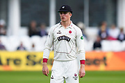 Tom Abell of Somerset during the Specsavers County Champ Div 1 match between Somerset County Cricket Club and Warwickshire County Cricket Club at the Cooper Associates County Ground, Taunton, United Kingdom on 19 May 2017. Photo by Graham Hunt.