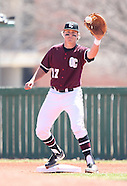 OC Baseball vs McMurry Univ - 3/29/2014