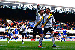 Matty Taylor of Oxford United scores and celebrates - Mandatory by-line: Phil Chaplin/JMP - 22/02/2020 - FOOTBALL - Portman Road - Ipswich, England - Ipswich Town v Oxford United - Sky Bet League One