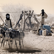 Niger, Infrared