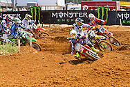 Agueda, Portugal, 5th May 2013, World Championship MX1, Italian Antonio Cairoli with a KTM win  race 2 and was 3rd in race 1