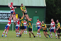 Wellingborough Rugby RFC v Bugbrooke RFC, Midlands 1 East League, Cut Throat Lane Gound, Gt Doddington, Saturday 3rd September 2016