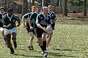 Cleveland Rovers rugby match