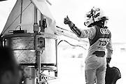 September 30-October 1, 2011: Petit Le Mans. 2 Allan McNish, Audi R18, Audi Sport Team Joest