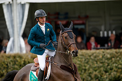 Howley Richard, IRL, Chinook<br /> FEI Nations Cup of Belgium<br /> CSIO Lummen 2017<br /> © Hippo Foto - Dirk Caremans<br /> 28/04/2017