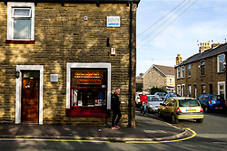 The Clarets Sandwich bar next to Turf Moor - Mandatory by-line: Robbie Stephenson/JMP - 30/08/2018 - FOOTBALL - Turf Moor - Burnley, England - Burnley v Olympiakos - UEFA Europa League Play-offs second leg