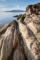 Samish Bay Wildcat Cove Larrabee State Park Washington