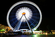 Asiatique Waterfront in Bangkok of Thailand
