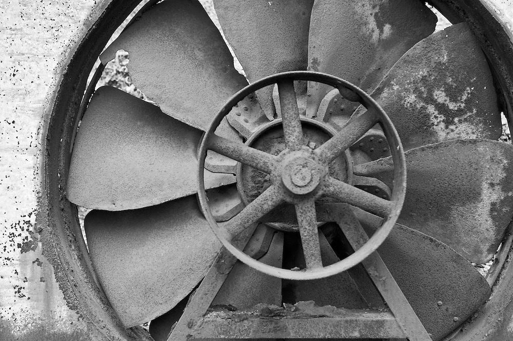Coal Shaft Ventilation Fan