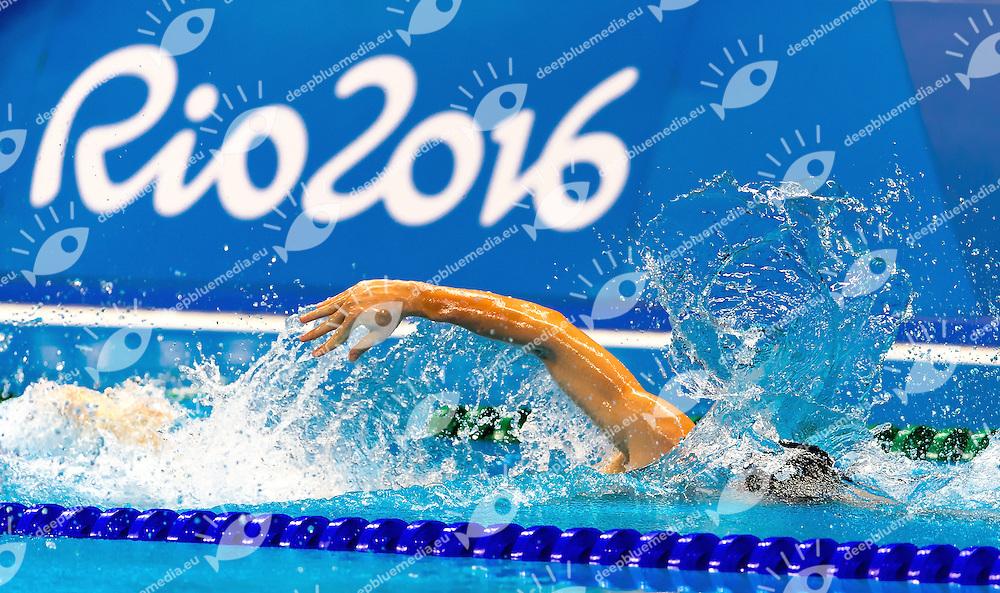 Andrusenko Viacheslav RUS<br /> {Cat2} {Cat3}<br /> Rio de Janeiro, Brazil  XXXI Olympic Games <br /> 20160806<br /> Olympic Aquatics Stadium <br /> Photo Giorgio Scala/Deepbluemedia/Insidefoto
