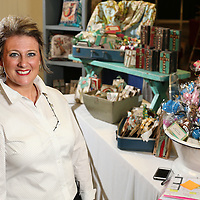 Adam Robison   BUY AT PHOTOS.DJOURNAL.COM<br /> Jamie Jones, director of the gifts and accessories show at the Tupelo Furniture Market.