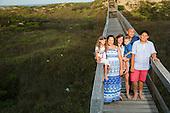 Briggs Family Portrait Session Port Aransas Beach