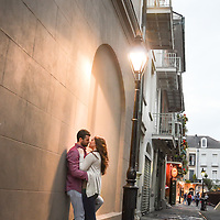 Ryan & Hannah Engagement Album New Orleans - French Quarter 1216 STUDIO Photography | December 2013