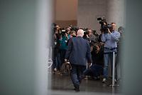 DEU, Deutschland, Germany, Berlin, 27.09.2017: Jürgen Pohl (MdB, AfD) auf dem Weg zur Fraktionssitzung der AfD-Bundestagsfraktion im Deutschen Bundestag.