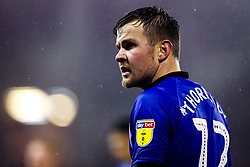 Jordan Thorniley of Sheffield Wednesday - Mandatory by-line: Robbie Stephenson/JMP - 09/11/2018 - FOOTBALL - Bramall Lane - Sheffield, England - Sheffield United v Sheffield Wednesday - Sky Bet Championship