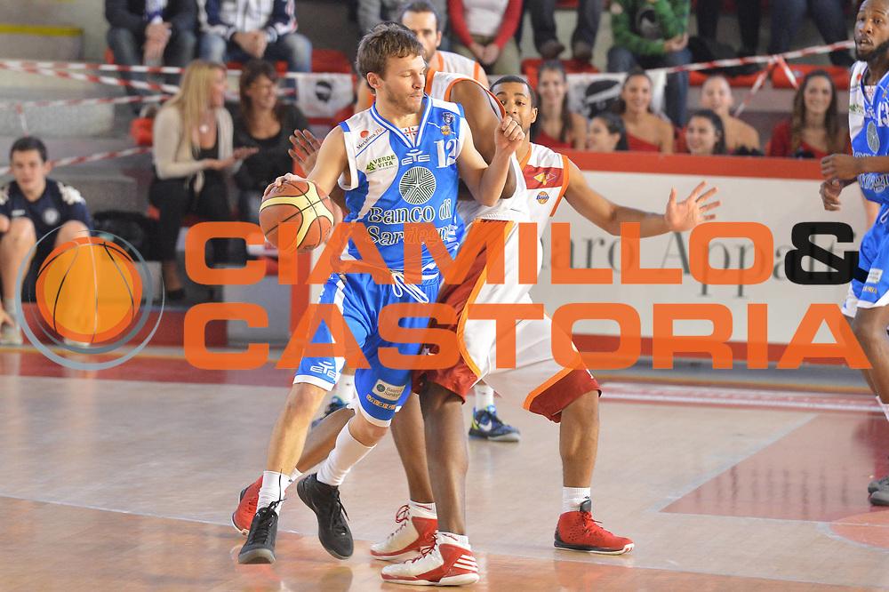 DESCRIZIONE : Roma Lega A 2012-13 Acea Roma Banco di Sardegna Sassari<br /> GIOCATORE : Travis Diener<br /> CATEGORIA : controcampo<br /> SQUADRA : Banco di Sardegna Sassari<br /> EVENTO : Campionato Lega A 2012-2013 <br /> GARA : Acea Roma Banco di Sardegna Sassari<br /> DATA : 23/12/2012<br /> SPORT : Pallacanestro <br /> AUTORE : Agenzia Ciamillo-Castoria/GiulioCiamillo<br /> Galleria : Lega Basket A 2012-2013  <br /> Fotonotizia :  Roma Lega A 2012-13 Acea Roma Banco di Sardegna Sassari<br /> Predefinita :