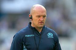 Scotland head coach Gregor Townsend