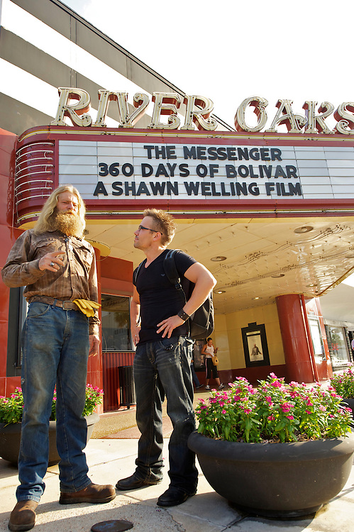 Shawn Welling and Michael Pickering
