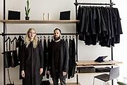 Helsinki, Nomen Nescio designers, Niina and Timo Leskelä