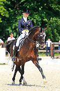 Kimberley de Jongh - Inspekteur<br /> Nederlands Kampioenschap 2010<br /> © DigiShots