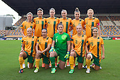 Westfield Matildas V Brazil - 6 April 2014