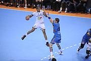 DESCRIZIONE : France Hand D1 Championnat de France D1 a Toulouse<br /> GIOCATORE : Nicolas CLAIRE<br /> SQUADRA : Paris<br /> EVENTO : FRANCE Hand D1<br /> GARA : Toulouse Paris<br /> DATA : 19/10/2011<br /> CATEGORIA : Hand D1 <br /> SPORT : Handball<br /> AUTORE : JF Molliere <br /> Galleria : France Hand 2011-2012 Action<br /> Fotonotizia : France Hand D1 Championnat de France D1 a Paris <br /> Predefinita :