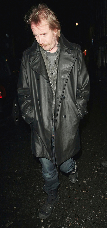 02.FEB.2010-LONDON<br /> <br /> ACTOR RHYS IFANS LEAVING GROUCHO PRIVATE MEMBERS CLUB IN SOHO LONDON WITH MYSTERY WOMAN<br /> <br /> BYLINE MUST READ : EDBIMAGEARCHIVE.COM<br /> <br /> *THIS IMAGE IS STRICTLY FOR UK NEWSPAPERS &amp; MAGAZINES ONLY *<br /> *FOR WORLD WIDE SALES AND WEB USE PLEASE CONTACT EDBIMAGEARCHIVE - 0208 954 5968 *