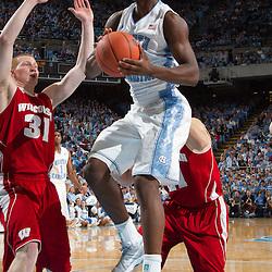 2011-11-30 Wisconsin at North Carolina basketball