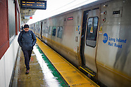 Long Island Railroad Noreaster 2013 03 08