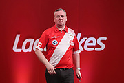 Glen Durrant during the Ladrokes UK Open 2019 at Butlins Minehead, Minehead, United Kingdom on 1 March 2019.