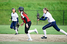 Wesco 3A District Softball Everett vs Snohomish