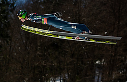 Ziga Jelar (SLO) during the Qualification Round of the Ski Flying Hill Individual Competition at Day 1 of FIS Ski Jumping World Cup Final 2019, on March 21, 2019 in Planica, Slovenia. Photo by Masa Kraljic / Sportida