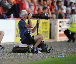 Rob Noyes - Photo mandatory by-line: Joe Meredith/JMP - Mobile: 07966 386802 21/07/2014 - SPORT - FOOTBALL - Swindon - County Ground - Swindon Town v Southampton