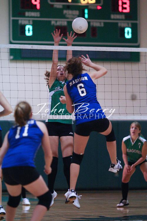MCHS JV Volleyball .at William Monroe.9/4/2008